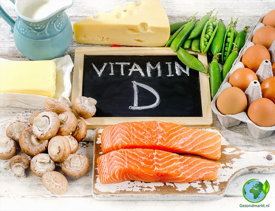 vitamine D in voeding