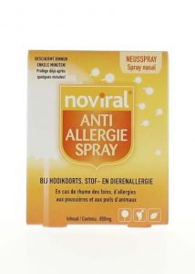 Gezondmarkt Noviral Anti Allergy spray